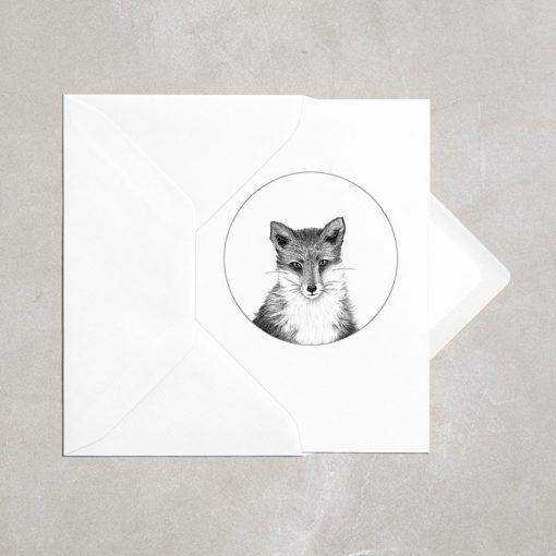 Fox card a6